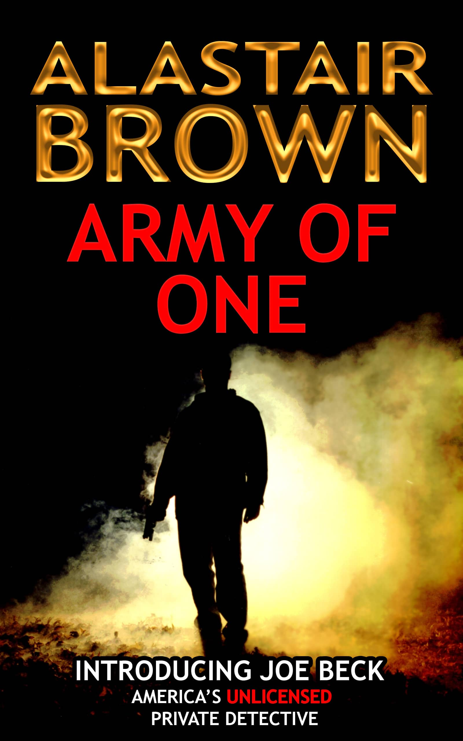 Army of One - Book Cover